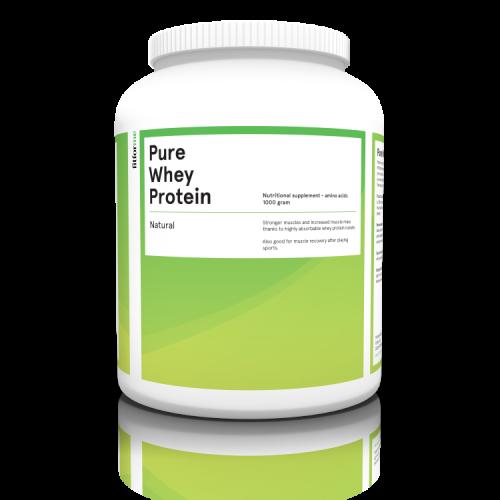 Pure Whey Proteins Neutru