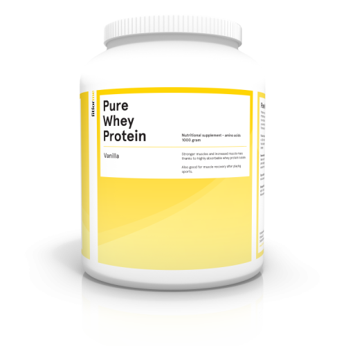 Pure Whey Proteins Vanilie