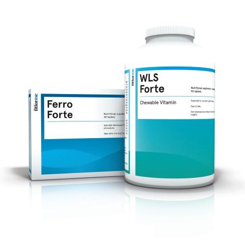 Comprimatele masticabile WLS Forte